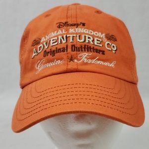 Disney Animal Kingdom Baseball Hat/Orange (524)
